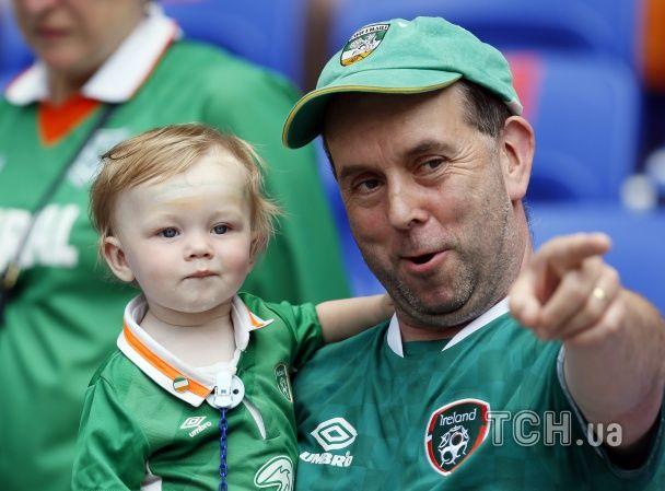 Крихітний ірландець та бельгійські чорти. Найкращі вболівальники Євро за 26 червня