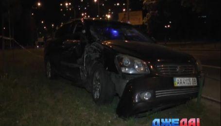 Столичные полицейские полгорода разбудили, пока поймали пьяного гонщика