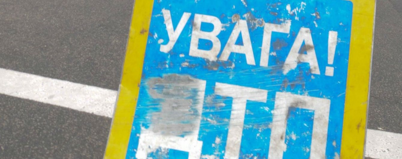 На Сумщині бензовоз зіткнувся зі шкільним автобусом, є постраждалі