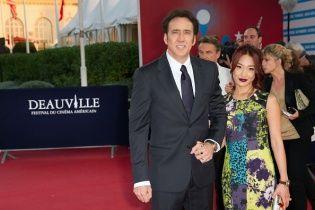 Голлівудський актор Ніколас Кейдж розлучився із молодою дружиною