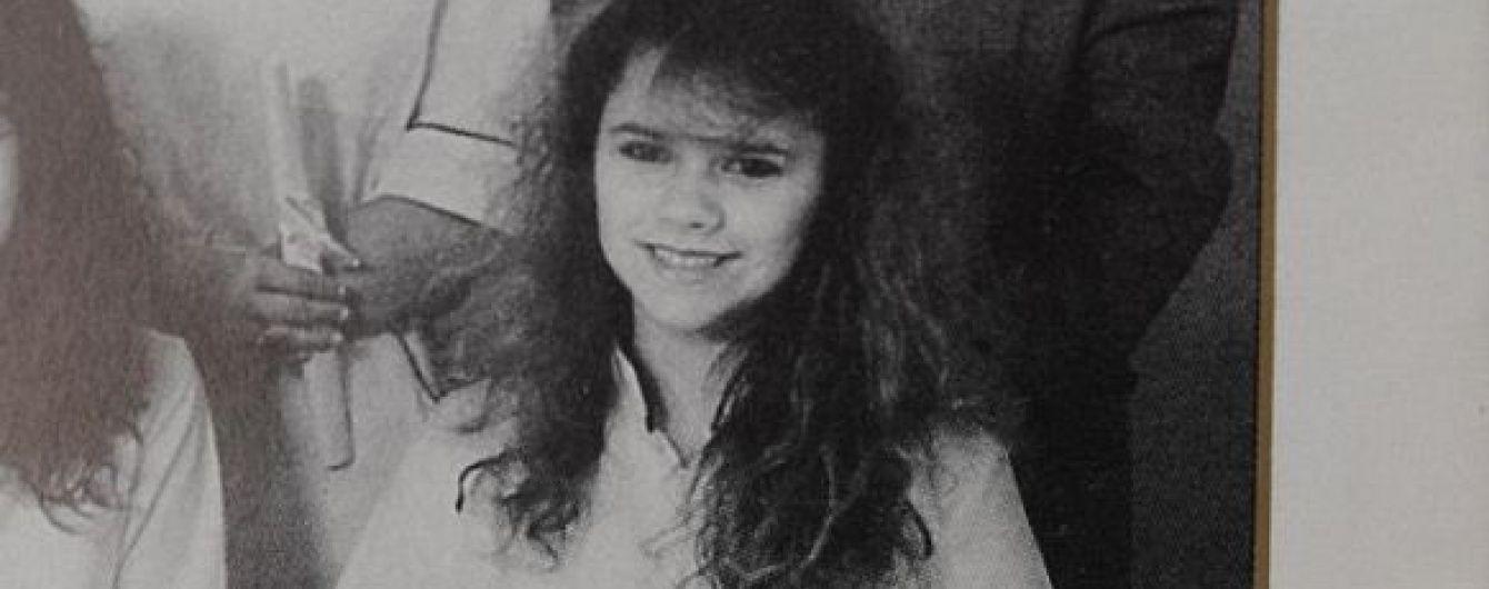 Світлини 15-річної кумедної Вікторії Бекхем із кучерями розчулили юзерів