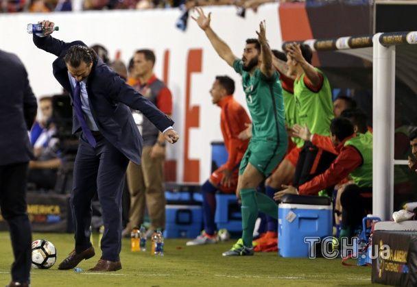 Як збірна Аргентини програла чилійцям фінал Копа Америка-2016