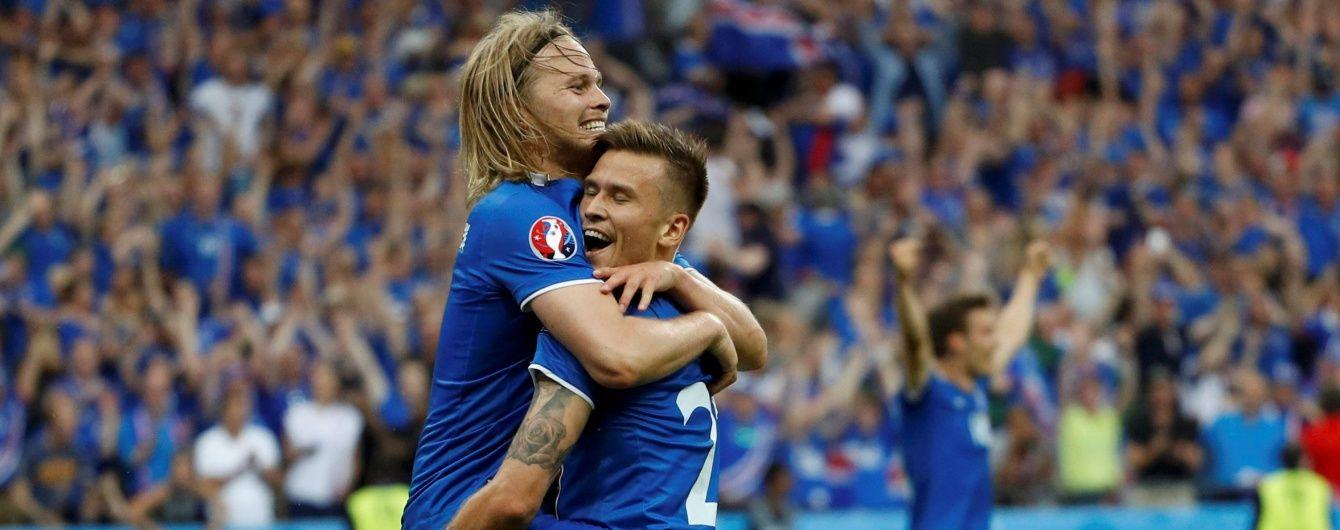 Вболівальник збірної Ісландії орендував літак для польоту на Євро-2016