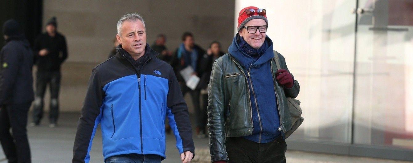 """Зірка """"Друзів"""" поставив ультиматум продюсерам Top Gear та погрожує залишити шоу"""