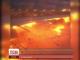 Літак сінгапурський авіаліній загорівся під час посадки