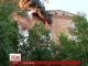 У столиці пожежники 2 години гасили полум'я у хрущівці