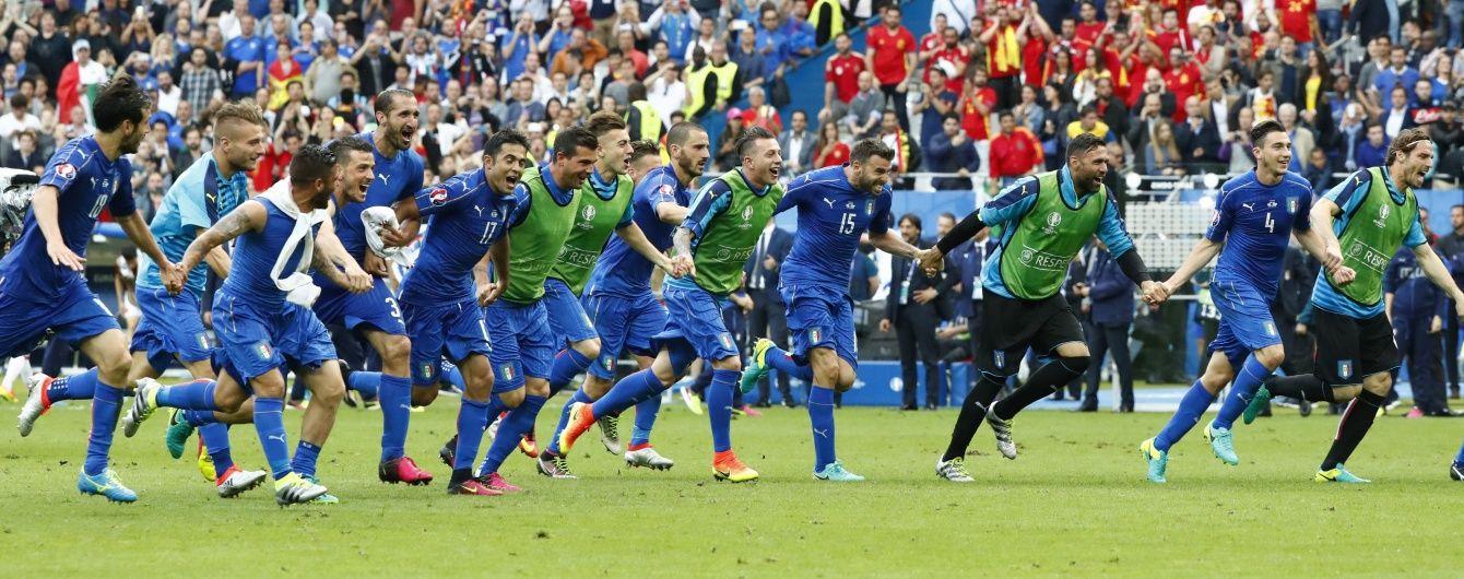 Супербитва в Бордо та черговий іспит Ісландії: хто зіграє в чвертьфіналі Євро-2016