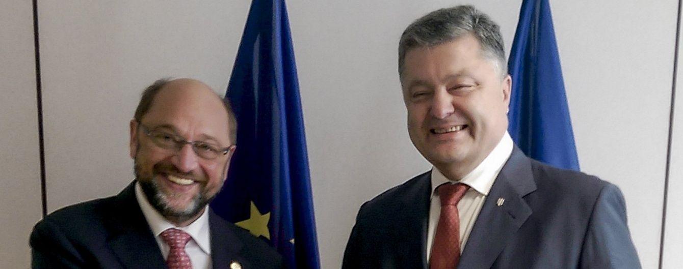 Вихід Британії з ЄС не вплине на впровадження безвізового режиму з Україною – Шульц