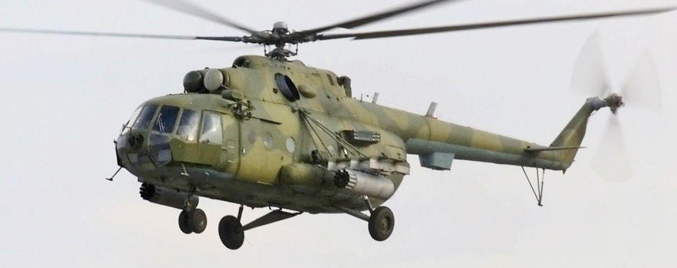 У Колумбії розбився Мі-17, є загиблі