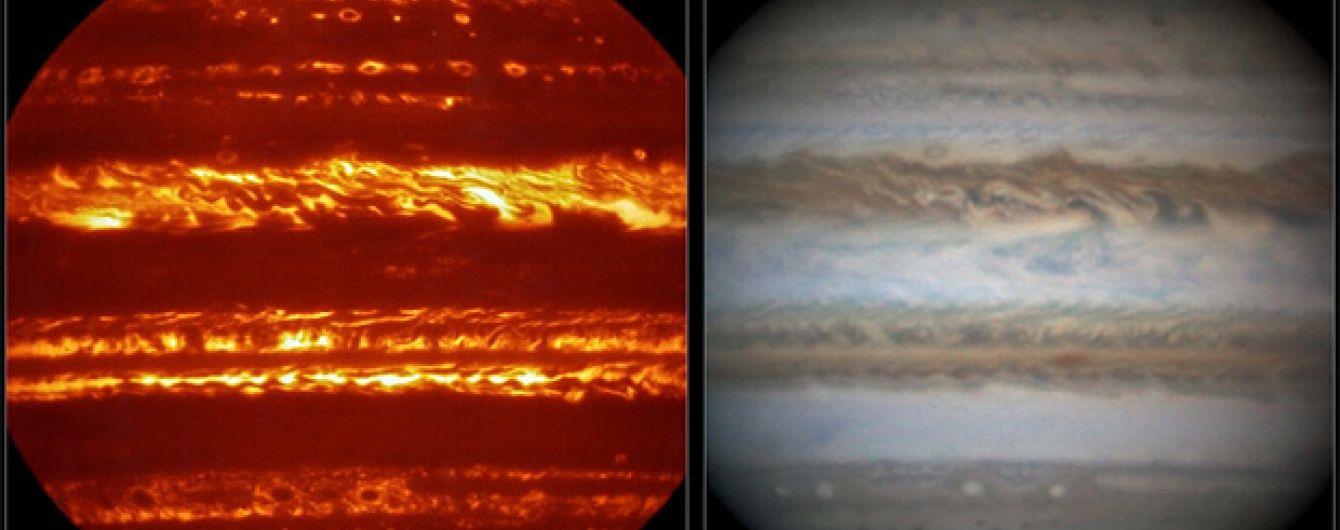 Вчені отримали надчіткі світлини Юпітера
