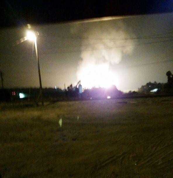 У США на заводі прогримів вибух