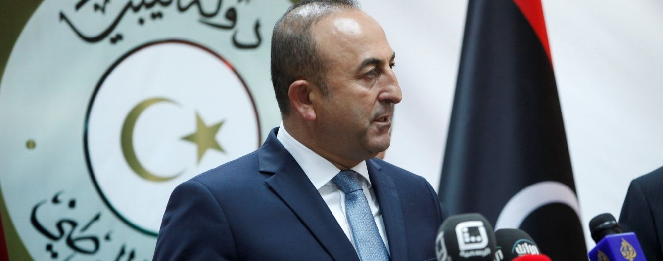 Міністр закордонних справ Туреччини планує відвідати Росію - ЗМІ