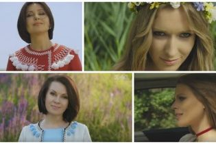 """Зірки """"1+1"""" не стримували щирих емоцій під час роботи над відео до Дня Конституції України"""