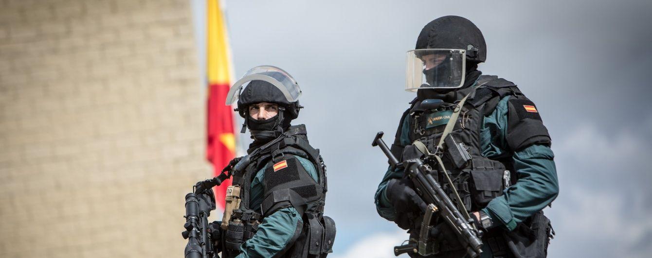 В Іспанії затримали сімох людей, яких підозрюють у зв'язку з російською мафією