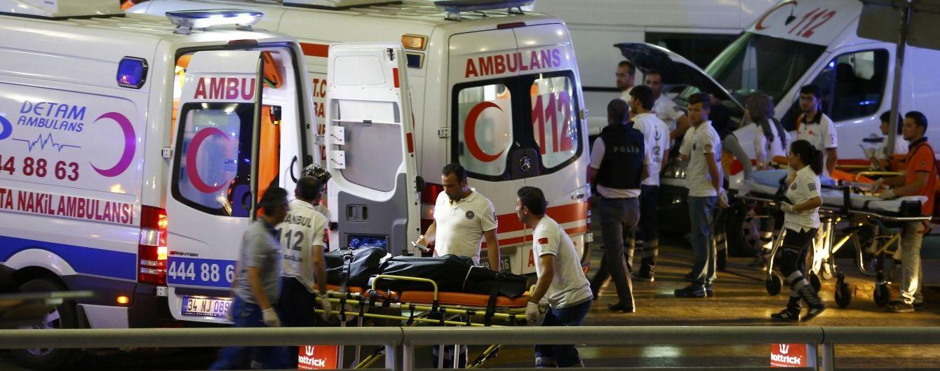 """""""Він просто стріляв у всіх, хто траплявся йому на шляху"""" - очевидці про теракт в аеропорту Стамбула"""
