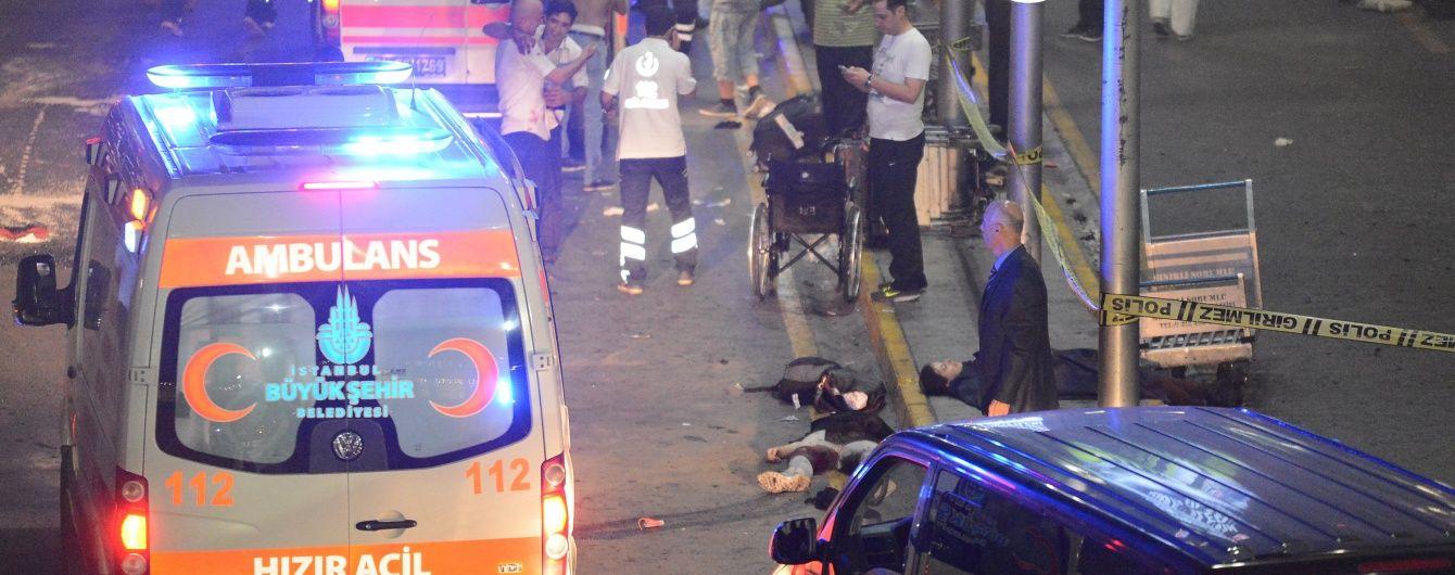 У Стамбулі стався другий теракт біля аеропорту – турецький міністр