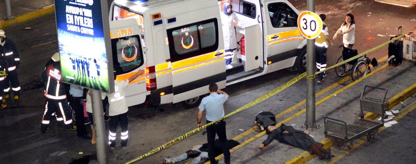 Можливий організатор теракту у Стамбулі побував в українському СІЗО