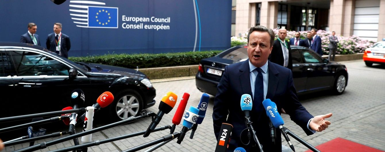 Образа та ігнорування. Євросоюз не запросив Британію на другий день свого саміту