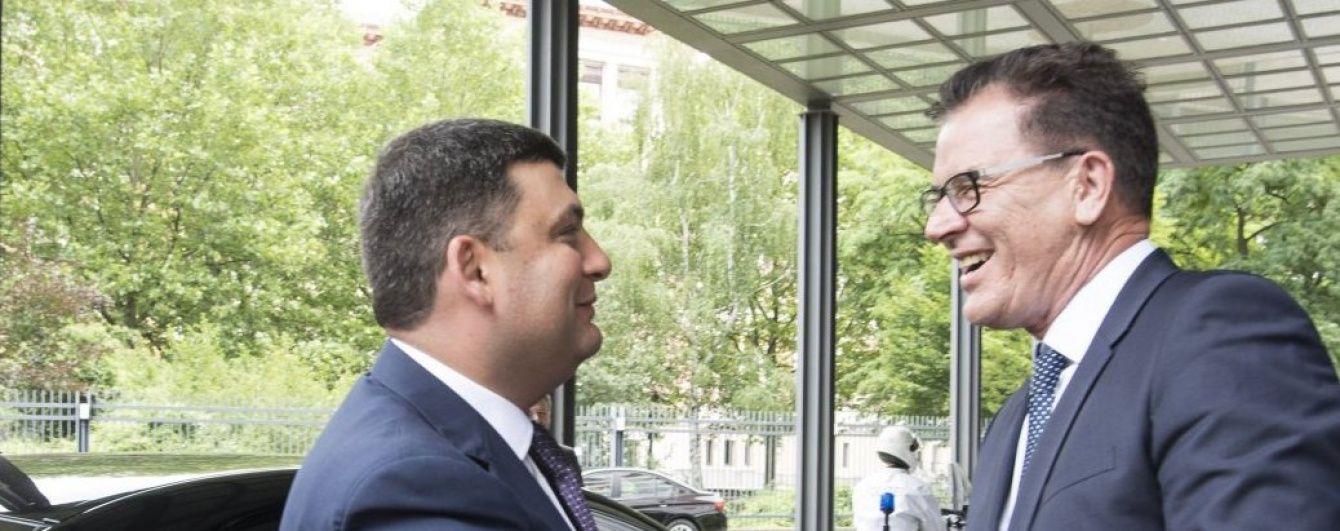 Економічна співпраця Німеччини з Україною стане найбільшим європейським проектом