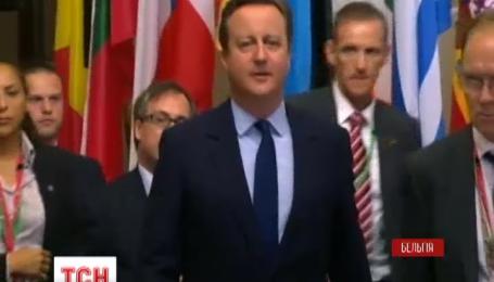 Первый день чрезвычайного саммита Евросоюза завершился в Брюсселе