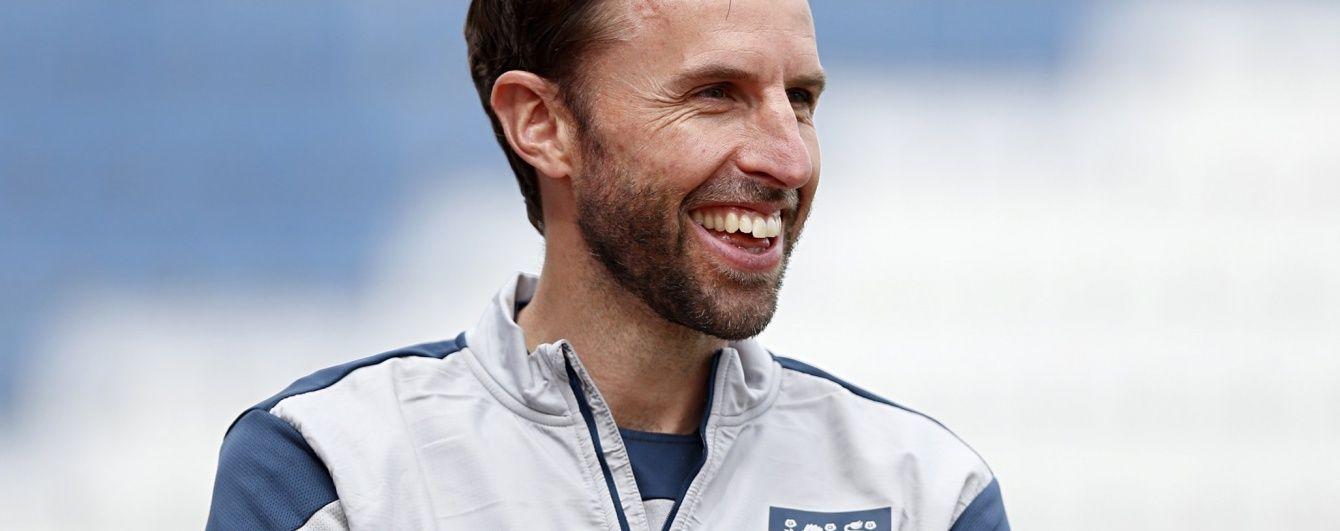 Саутгейта офіційно затвердили головним тренером збірної Англії