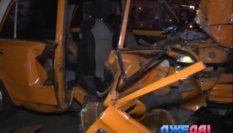 Эксклюзивные подробности резонансного ДТП в Киеве