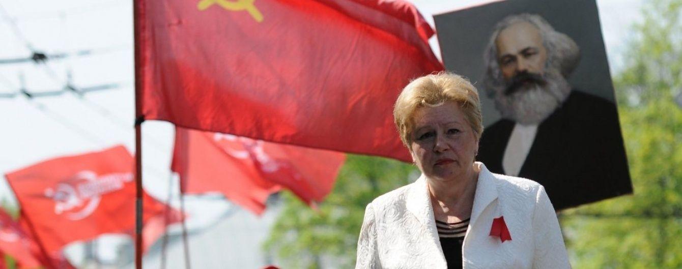 Суд залишив комуністку Александровську за ґратами