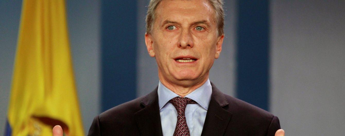 Президент Аргентини назвав Мессі скарбом, який потрібно оберігати