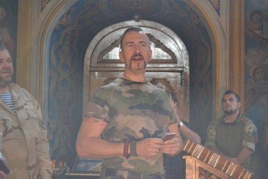 На Андріївському узвозі може з'явитися сквер імені Василя Сліпака