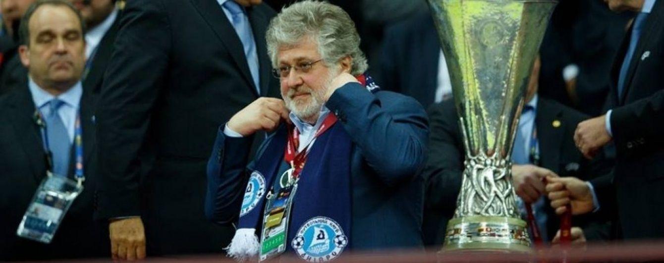 """Коломойський: За чутками про закриття """"Дніпра"""" стоїть ФФУ"""