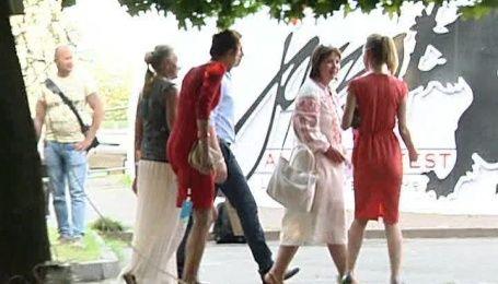 Как украинские политики развлекались на Alfa Jazz Fest