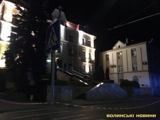 У Луцьку замінували міську раду і лікарню
