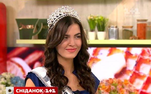 """Новоспечена """"Міс Україна"""" розсекретила віщий сон про майбутню перемогу"""