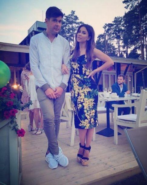 Ані Лорак із донькою завітали на гучне святкування дня народження сина Кіркорова