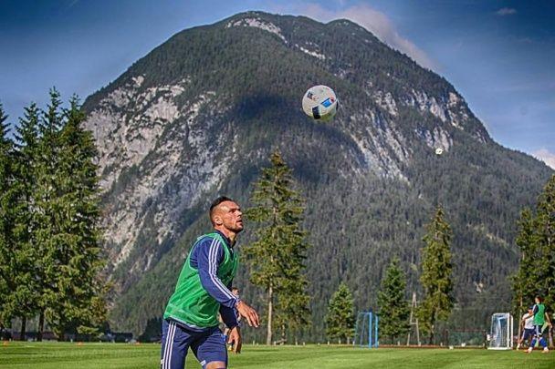 """Тірольські будні. Як """"Динамо"""" готується до сезону у Австрії"""
