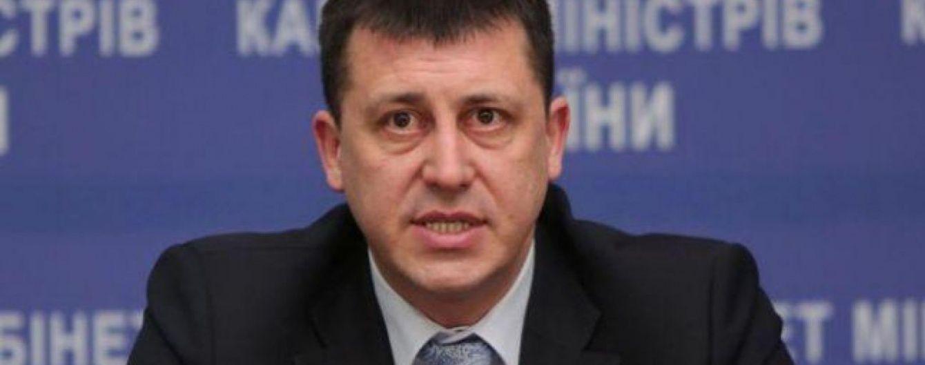 Головний санлікар України звільнився під заставу, позичивши гроші в банку