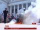 Галасливим мітингом супроводжувалась восьма сесія міськради в Одесі