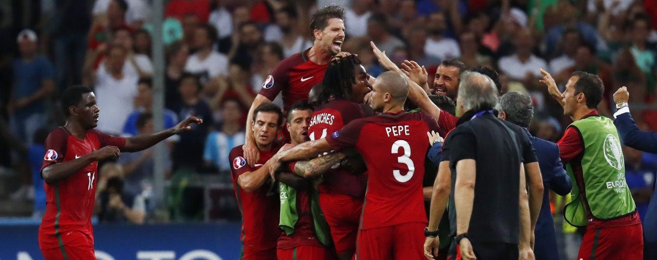 Португалія обіграла Польщу та стала першим півфіналістом Євро-2016