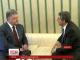 Порошенко поговорив про енергетичну безпеку з болгарським прем'єром Бойком Борисовим
