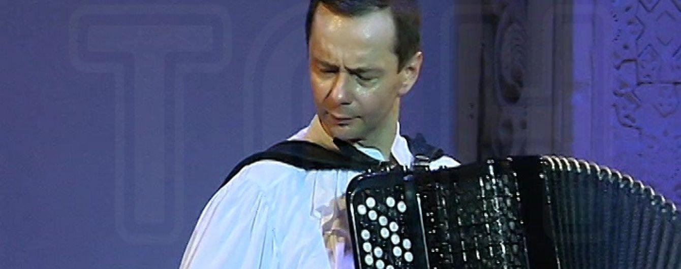 """На першому після звільнення концерті Завадський назвав ув'язнення """"відпусткою на Дев'ятій планеті"""""""