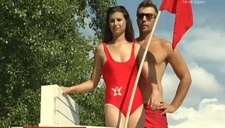 На киевских пляжах начал работать новый пляжный патруль