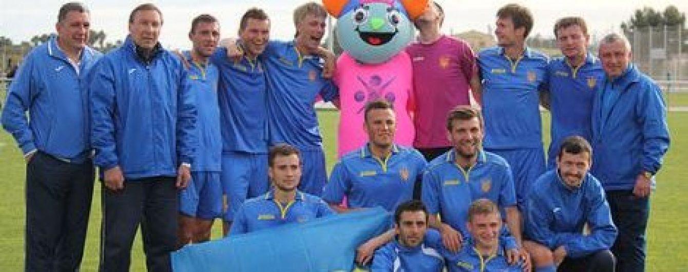 Українські футболісти дізналися суперників на Паралімпіаді-2016