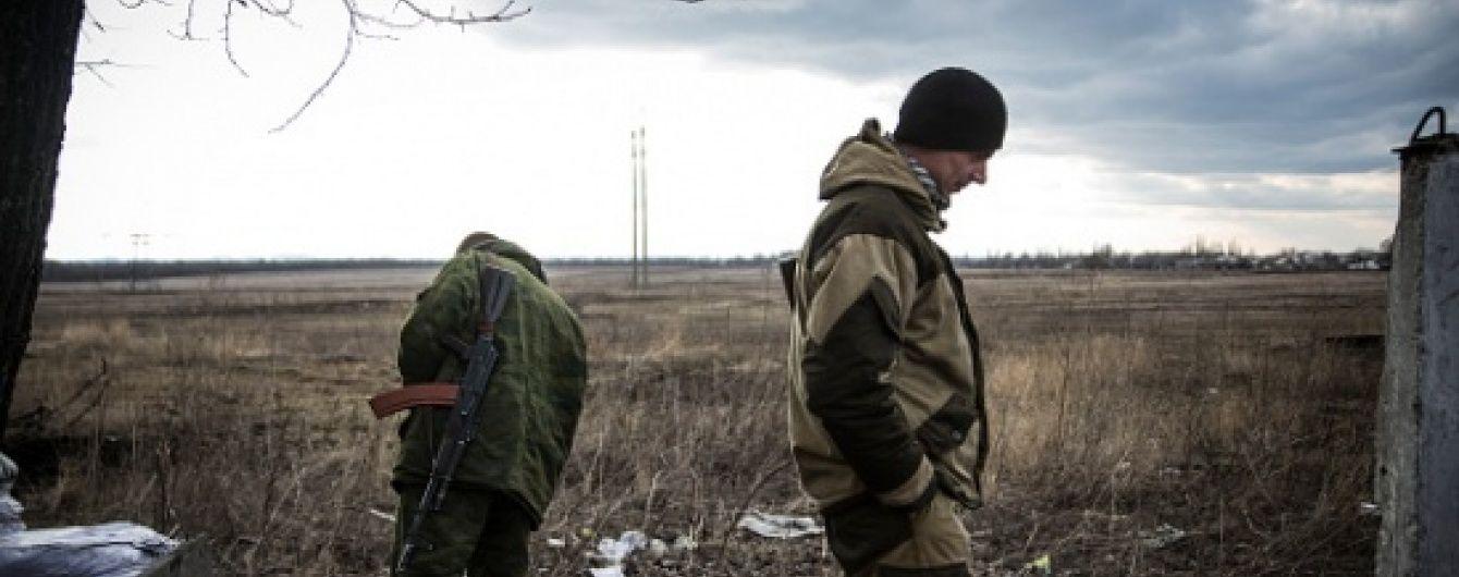 """Затриманий на Донбасі бойовик розповів, як росіяни обстрілювали """"ополчення"""""""