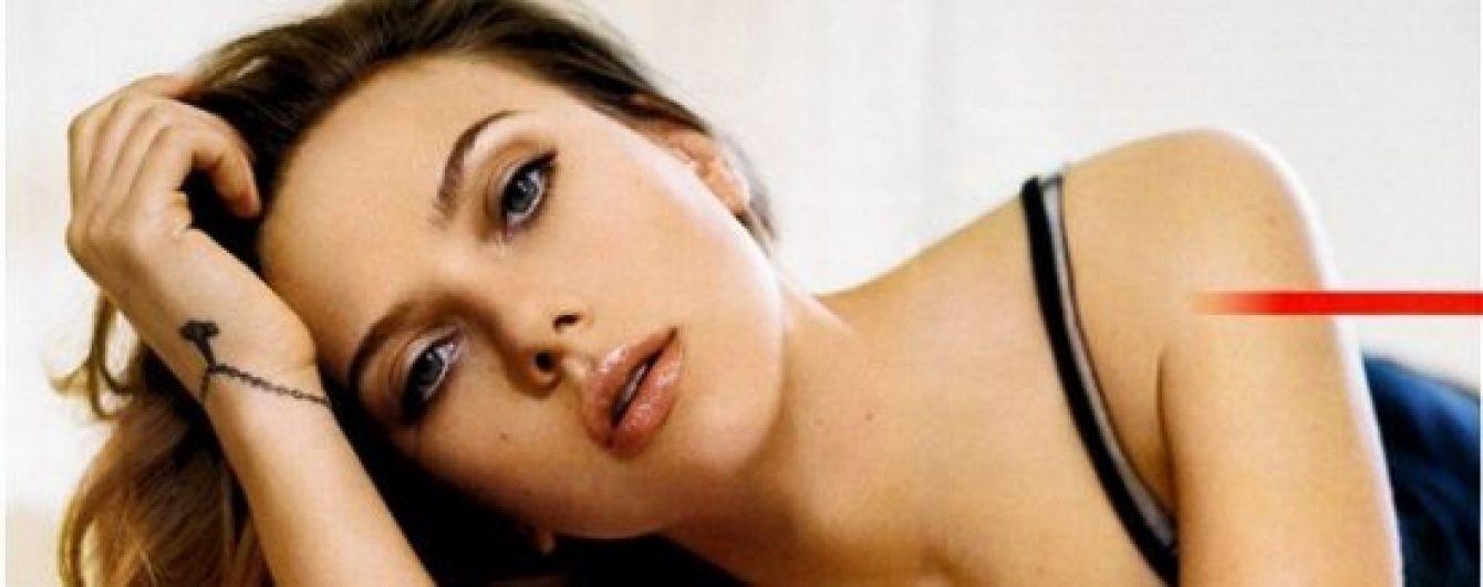 Скарлетт Йоханссон стала єдиною жінкою у топ-10 найприбутковіших акторів усіх часів