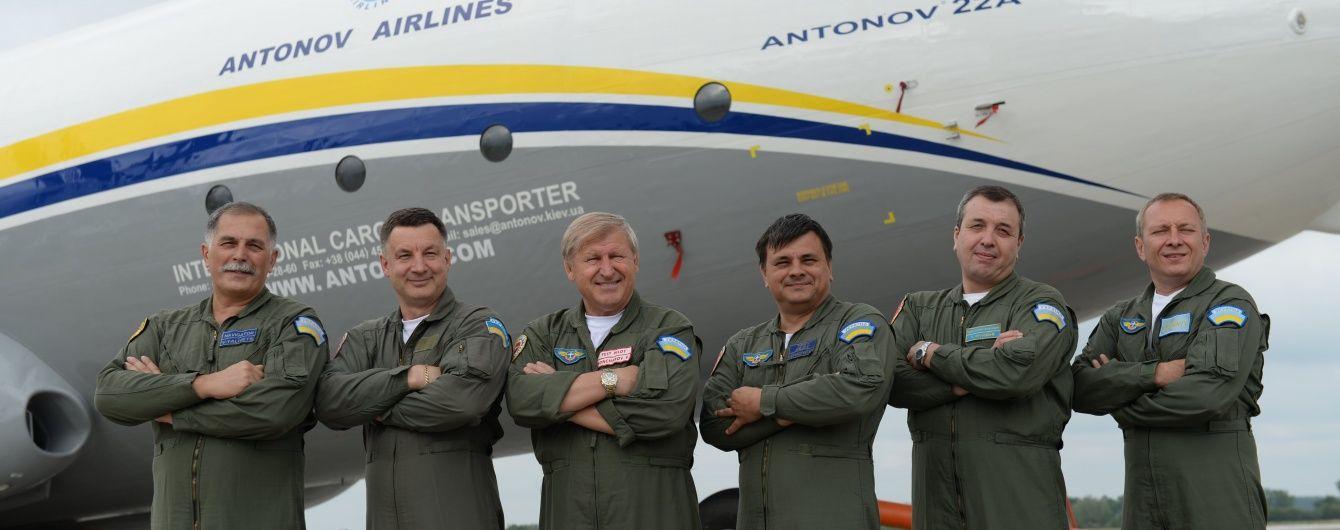 """Авіабудівники відновили """"Антея"""" і відправили його в комерційний рейс"""