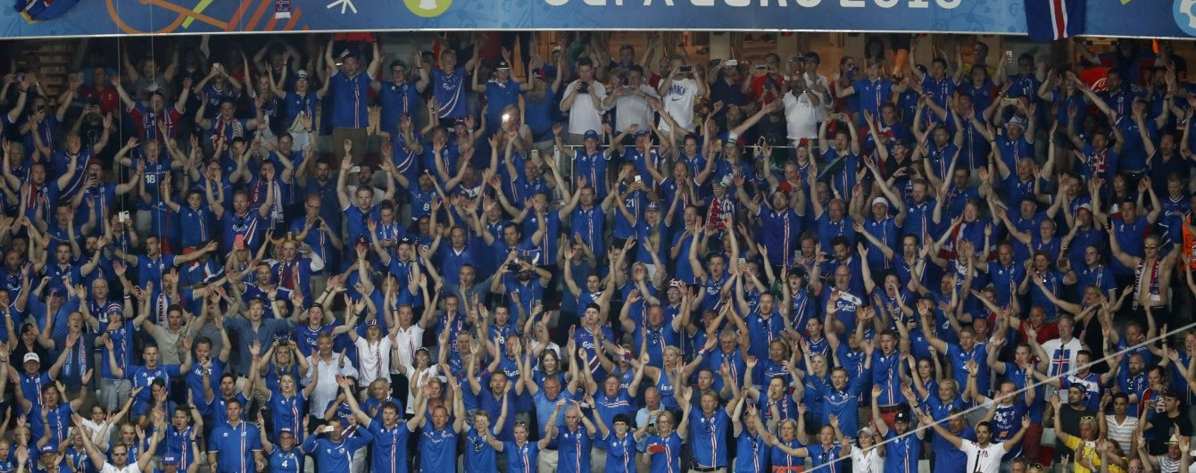 Ближче до народу. Президент Ісландії дивитиметься матч із Францією разом з фанатами