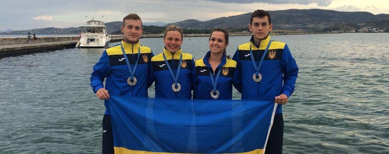 Українці здобули десять нагород чемпіонату світу з підводного спорту