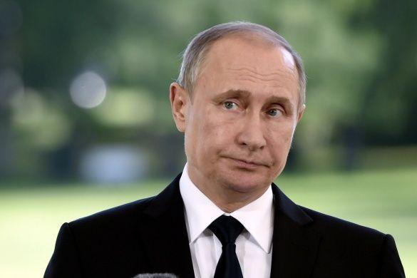 Володимир Путін, РФ