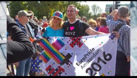 Камалія підтримала гей-прайд у Києві