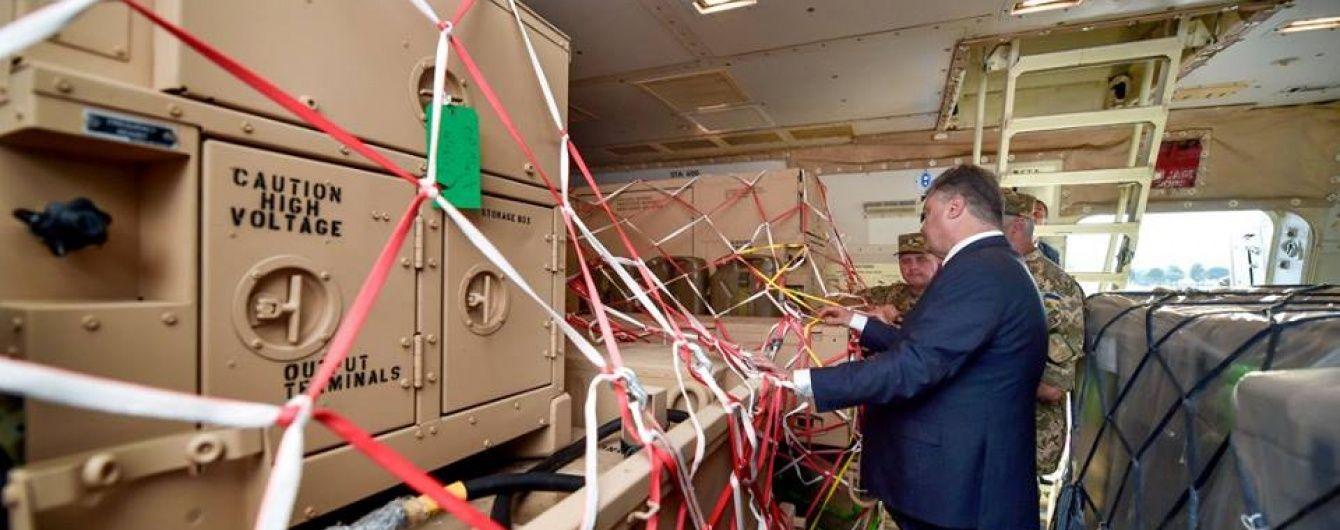 Американські контрбатарейні радари без зволікання направлять у зону АТО